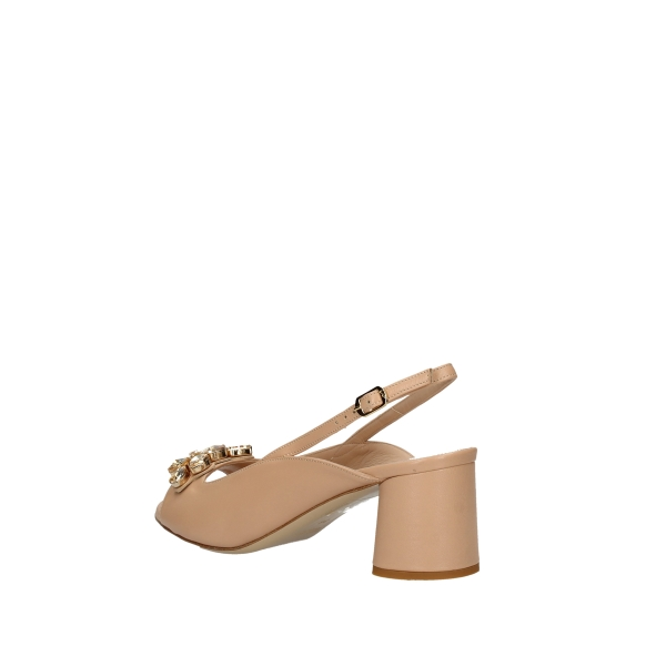 MUSELLA With heel pink