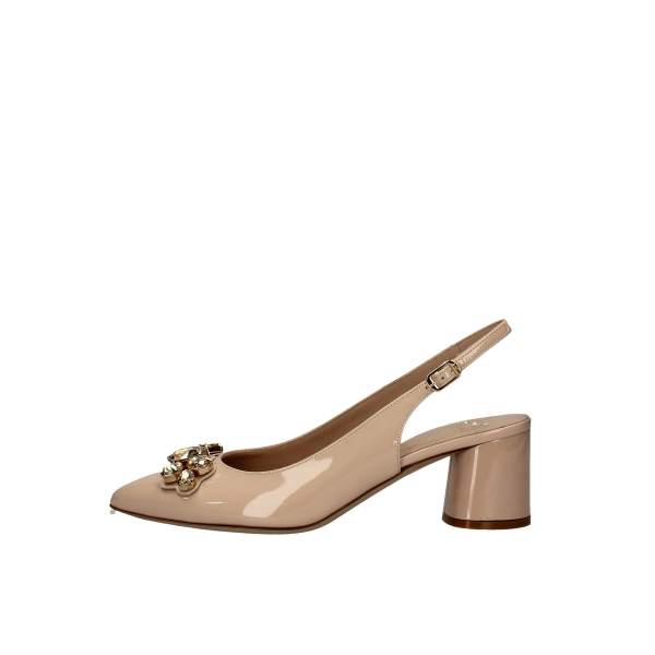 MUSELLA With heel NUDE