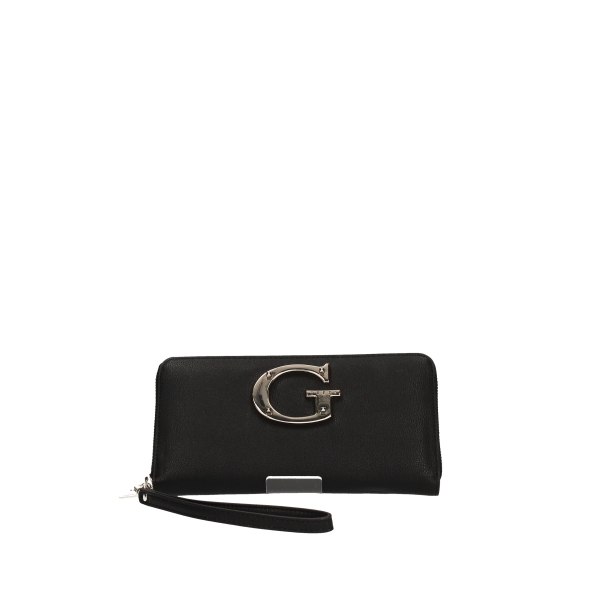 GUESS With zip Black