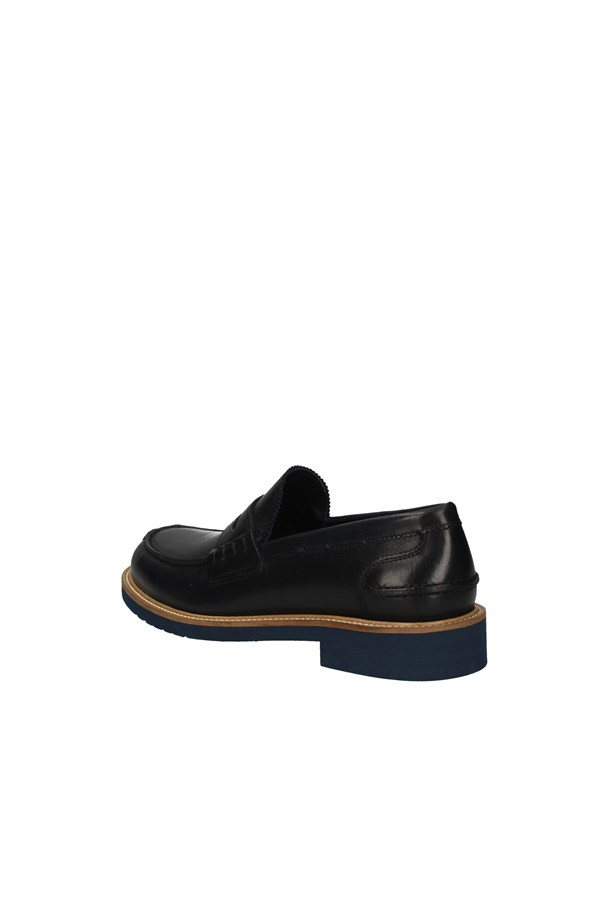 HUDSON Loafers BLUE
