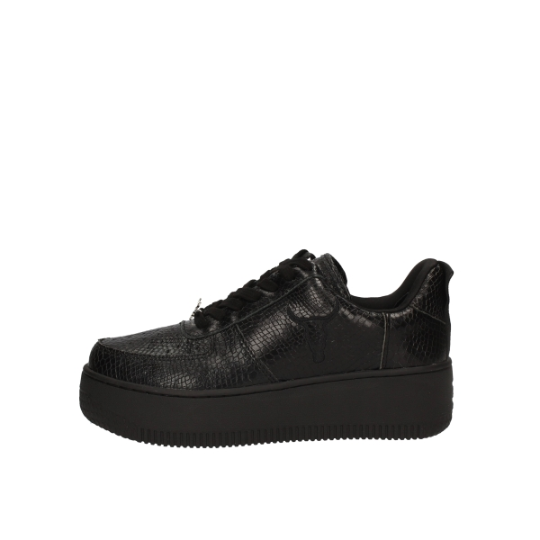 WINDSOR SMITHSneakers  low RACERR BLACK