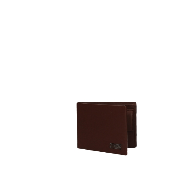 GUESS Banknote holder BROWN