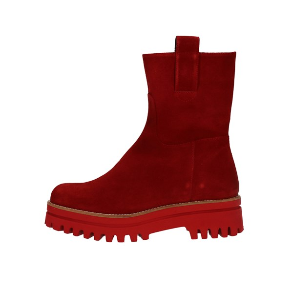 PALOMA BARCELO' boots RED