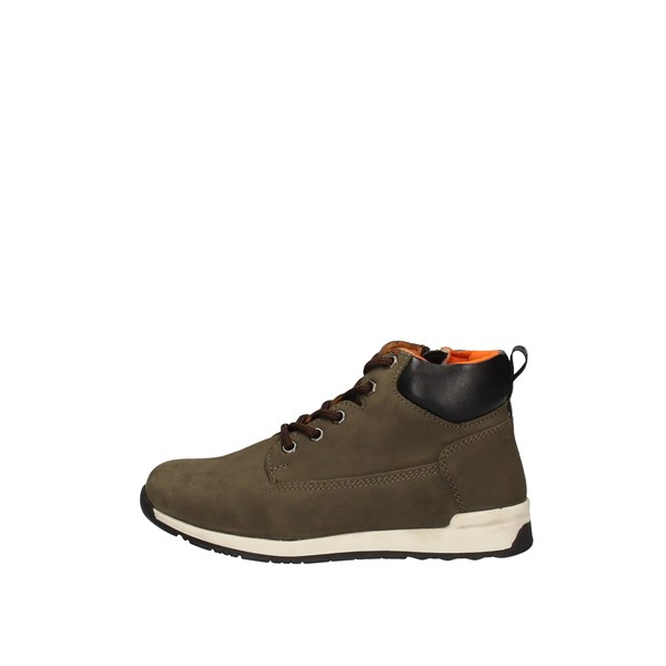 LUMBERJACK Ankle MILITARY GREEN