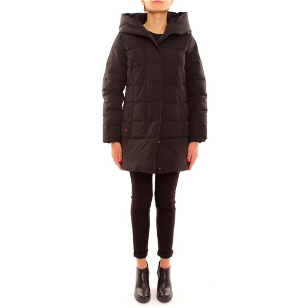 WOOLRICH Long BLACK