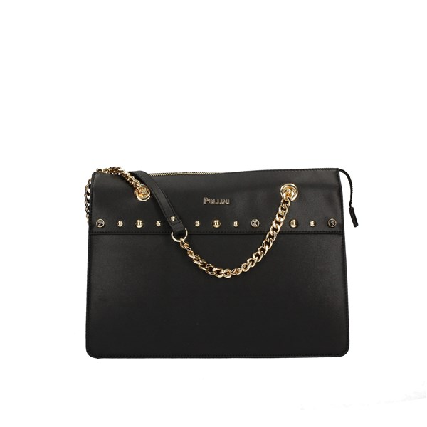 POLLINI SHOULDER BAG BLACK