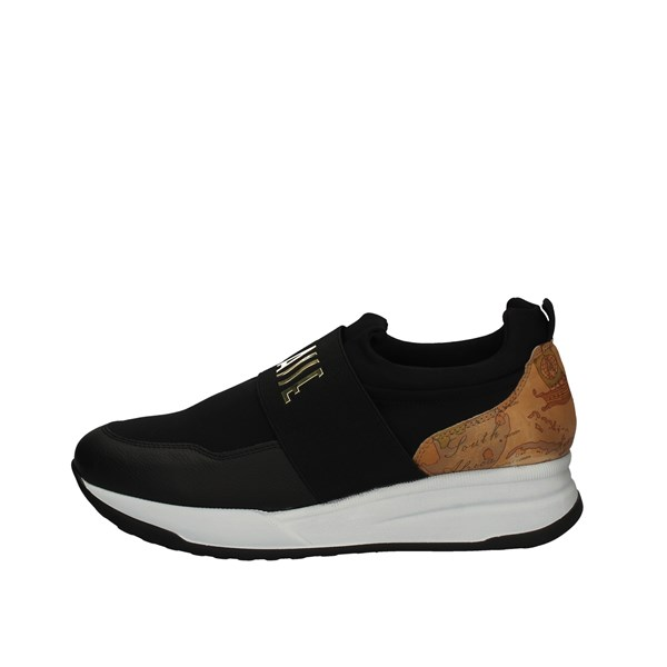 ALVIERO MARTINI Slip on BLACK