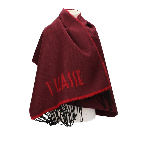 ALVIERO MARTINI Scarves RED