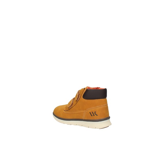 LUMBERJACK Ankle YELLOW