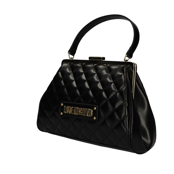 LOVE MOSCHINO Hand Bags BLACK
