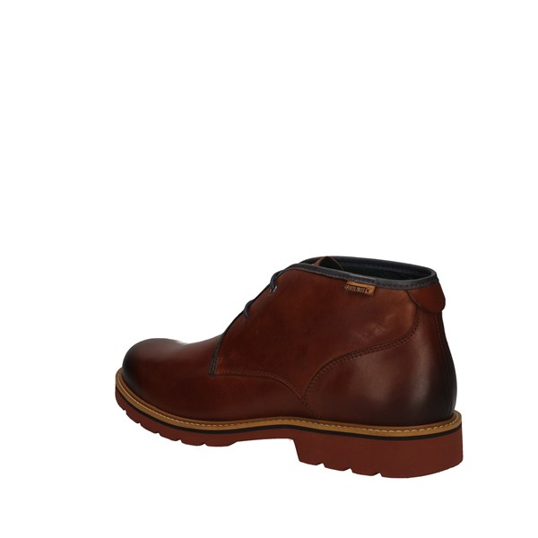 PIKOLINOS  Ankle BROWN
