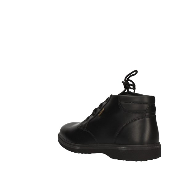 VALLEVERDE ankle boots BLACK