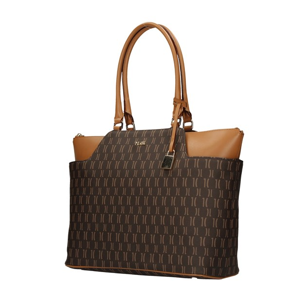 ALVIERO MARTINI SHOPPER BROWN