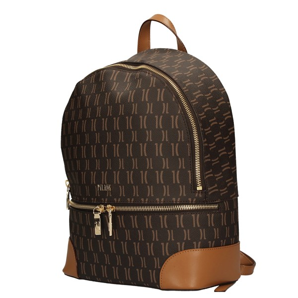 ALVIERO MARTINI Backpacks BROWN