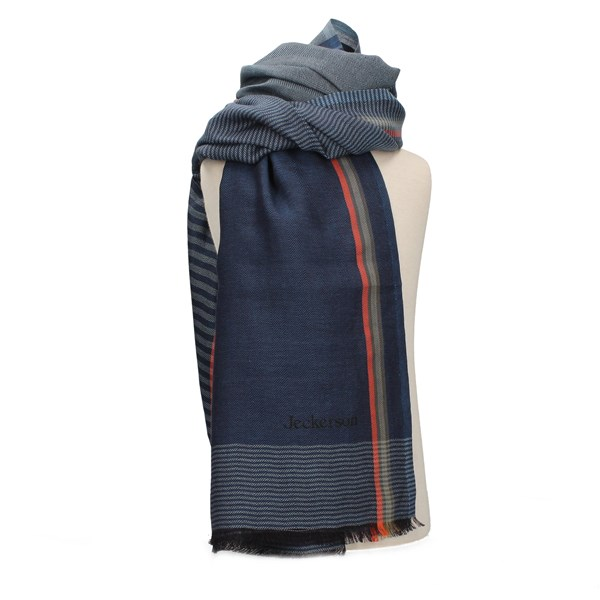 JECKERSON Scarves BLUE