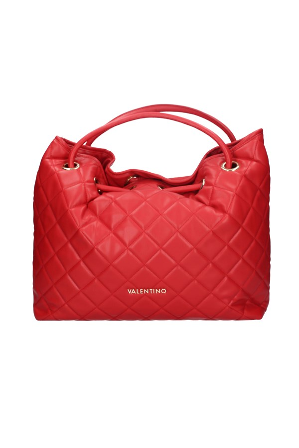 M.VALENTINO BAGS Shopping bags RED