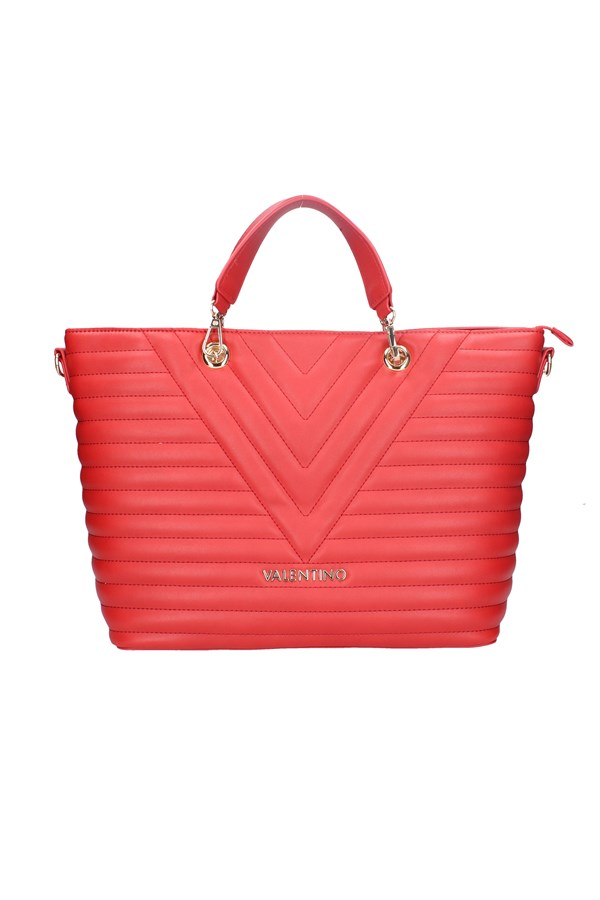 M.VALENTINO BAGS SHOPPER RED