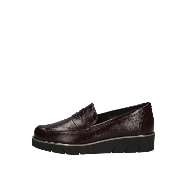 THE FLEXX Loafers BORDEAUX
