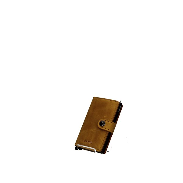 SECRID Card Holder OCHER