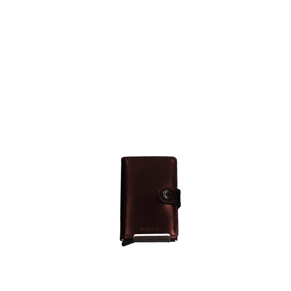 SECRID Card Holder BROWN