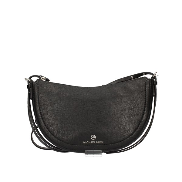 MICHAEL KORS Shoulder Bags BLACK