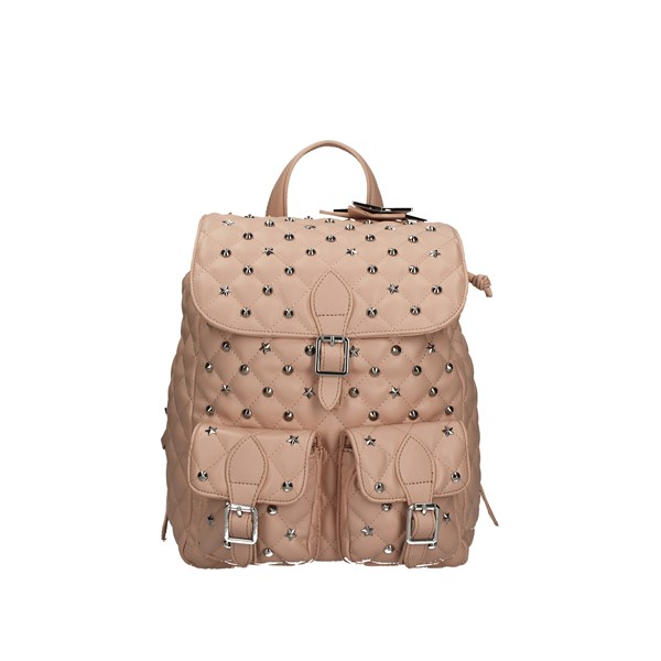 L'ATELIER DU SAC Backpacks ROSE