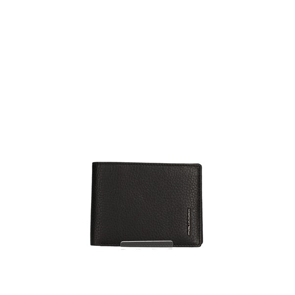 PIQUADRO Banknote holder BLACK