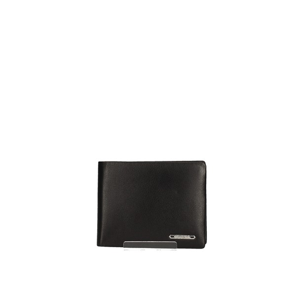 GUESS Banknote holder BLACK