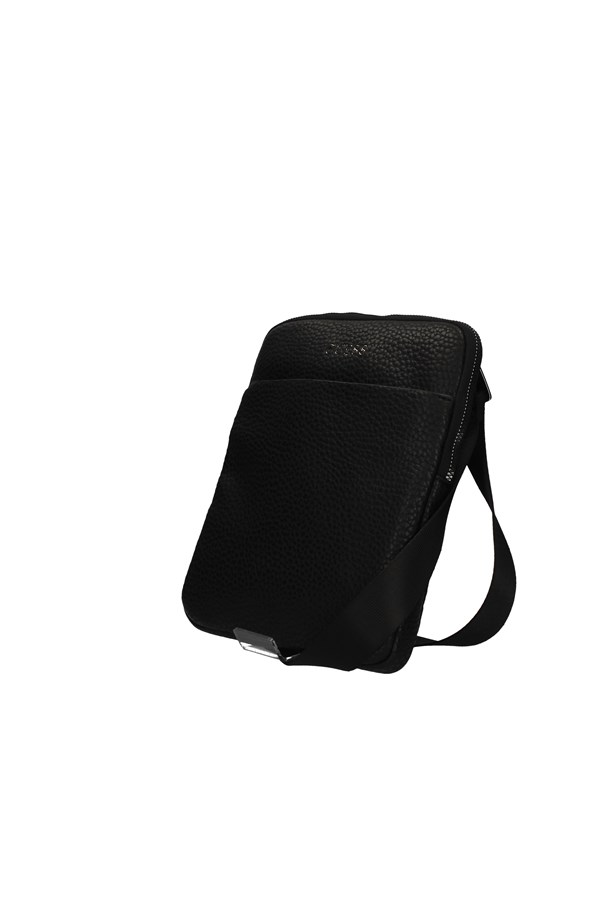 GUESS SHOULDER BAG BLACK