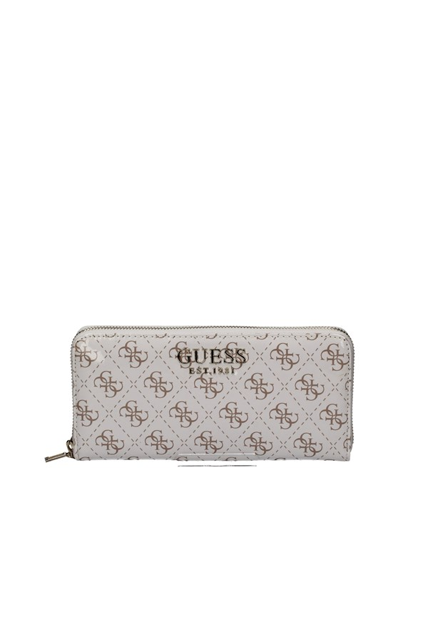 GUESS WALLET WHITE