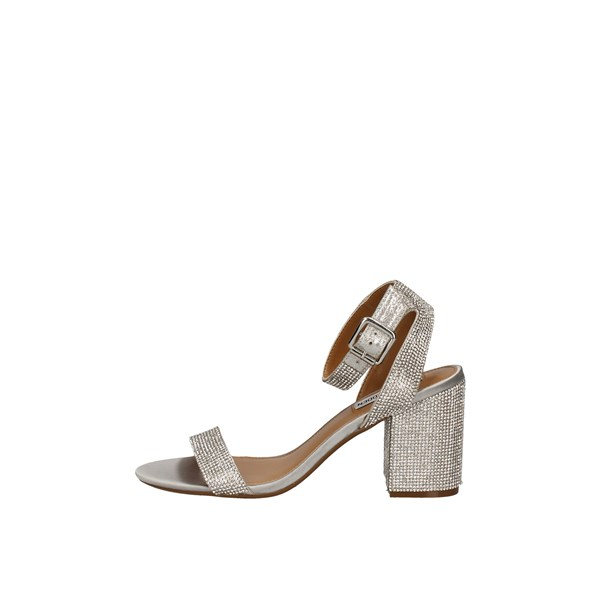 STEVE MADDEN With heel SILVER
