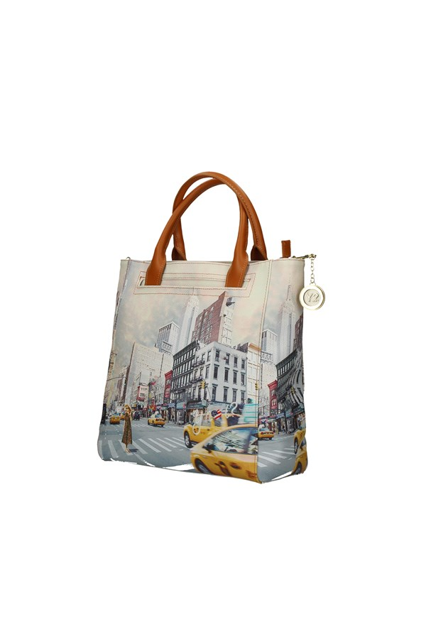 Y NOT Shopping bags PRESS NEW YORK
