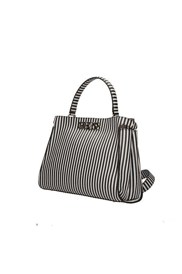 GUESS Hand Bags BLACK AND WHITE