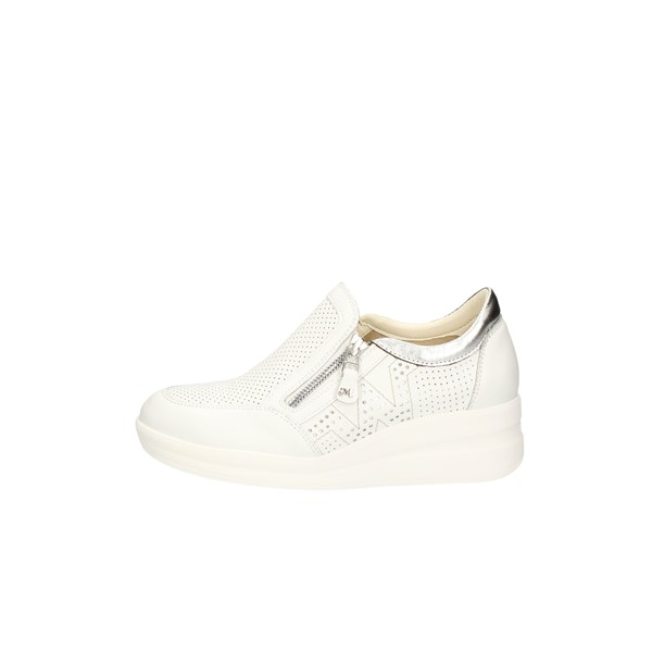 MELLUSO Loafers WHITE