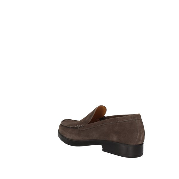 CAMPANILE Loafers BROWN