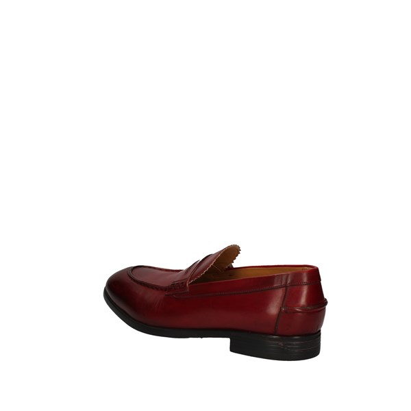 CAMPANILE Loafers RED