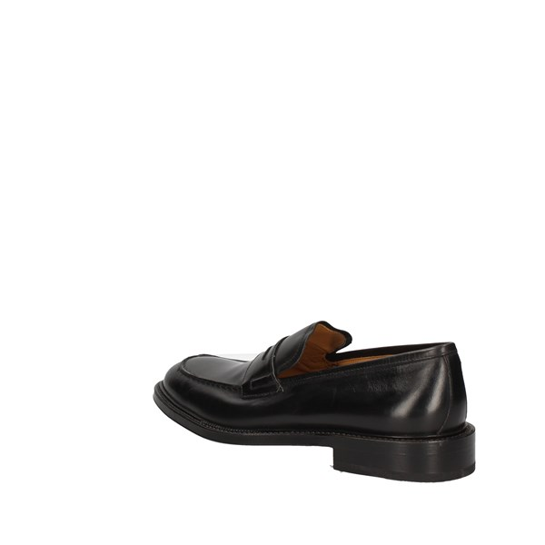 CAMPANILE Loafers BLACK