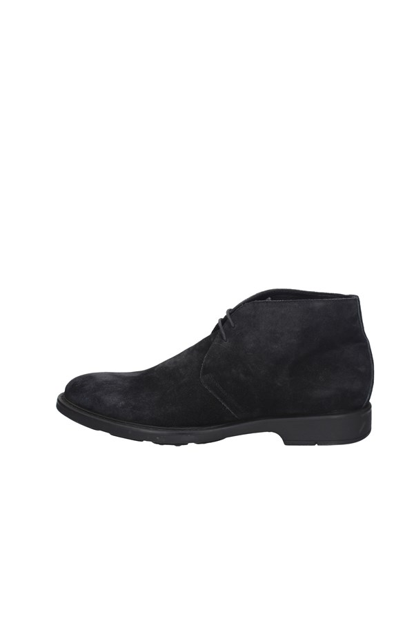 CAMPANILE Ankle BLACK