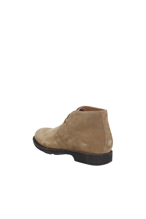 BRIAN CRESS ankle boots HONEY