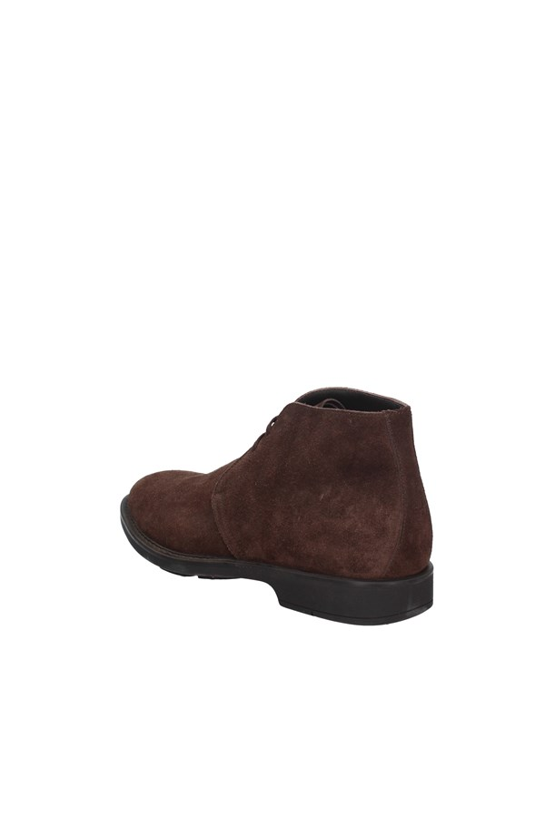 BRIAN CRESS ankle boots PEPPER