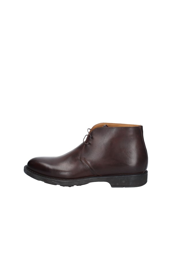 BRIAN CRESS ankle boots BROWN