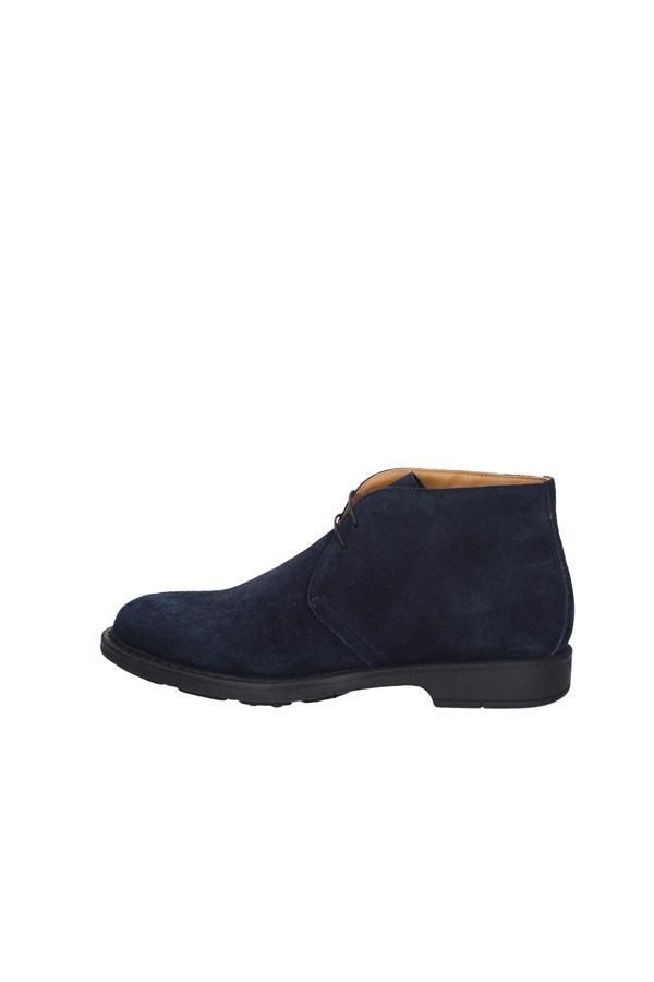 BRIAN CRESS ankle boots BLUE