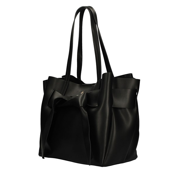 L'ATELIER DU SAC Shopping BLACK