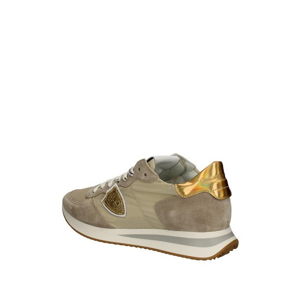 PHILIPPE MODEL SNEAKERS SAND