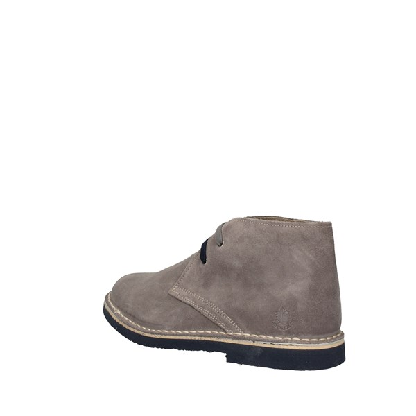 LUMBERJACK ankle boots GREY