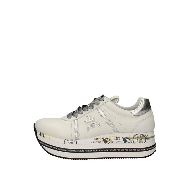 PREMIATA With wedge WHITE