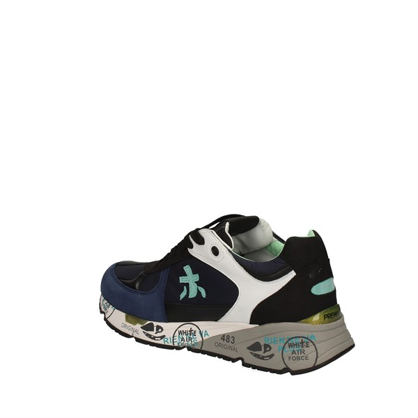 PREMIATA  low MULTICOLOR