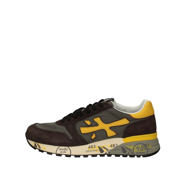 PREMIATA  low DARK GRAY