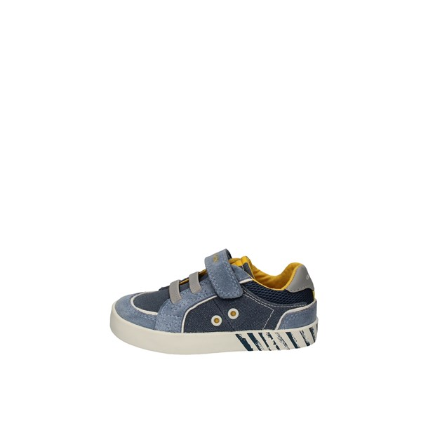 GEOX SNEAKERS JEANS