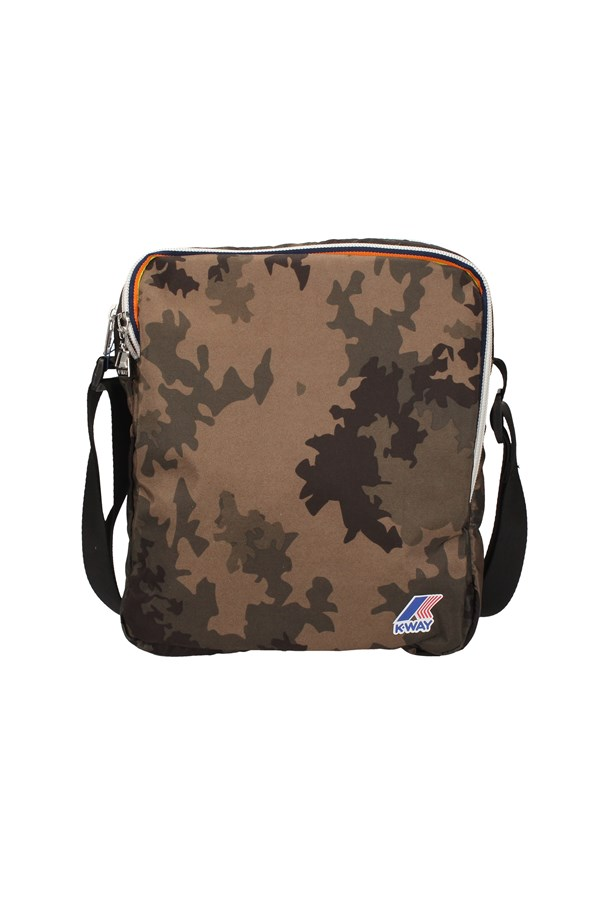 K-WAY Shoulder Bags MILITARY